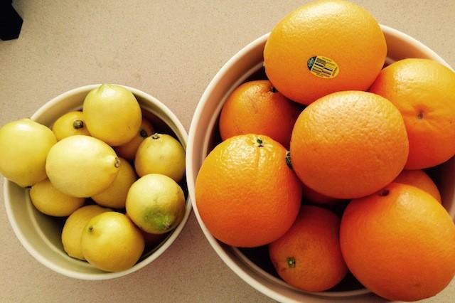 Citrus Madness