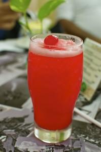 - Cherry Lemonade -