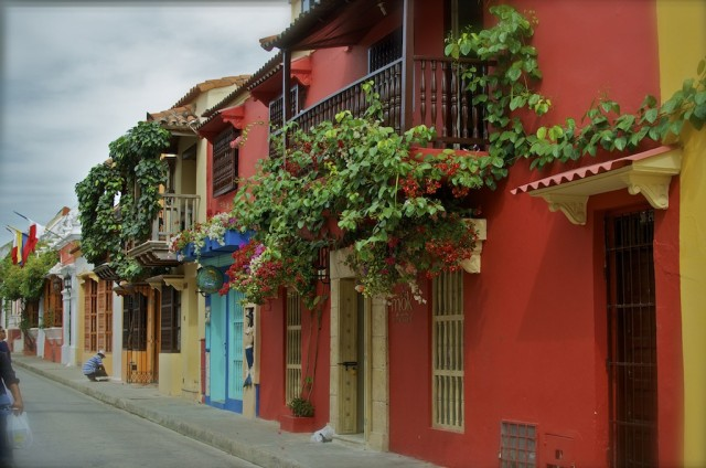 One Fine Day in Cartagena, Colombia