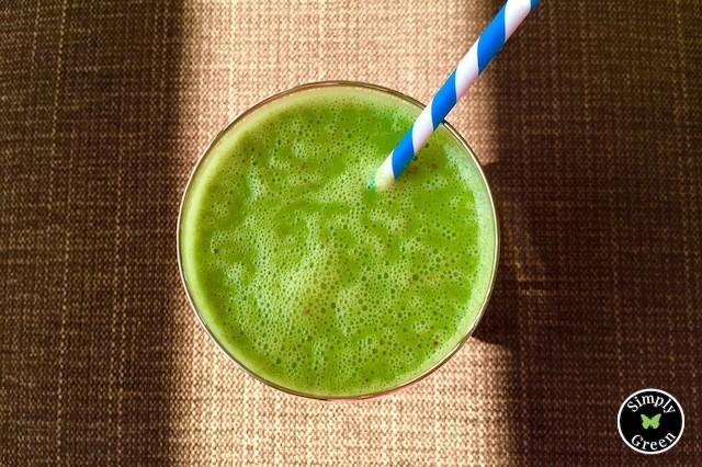 Summery Green Morning