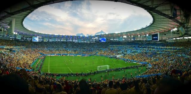 RIO dE JANEIRO, The World Cup!