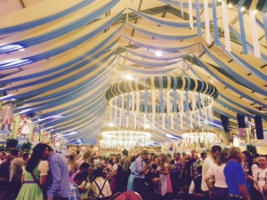Ochsenbraterei Tent