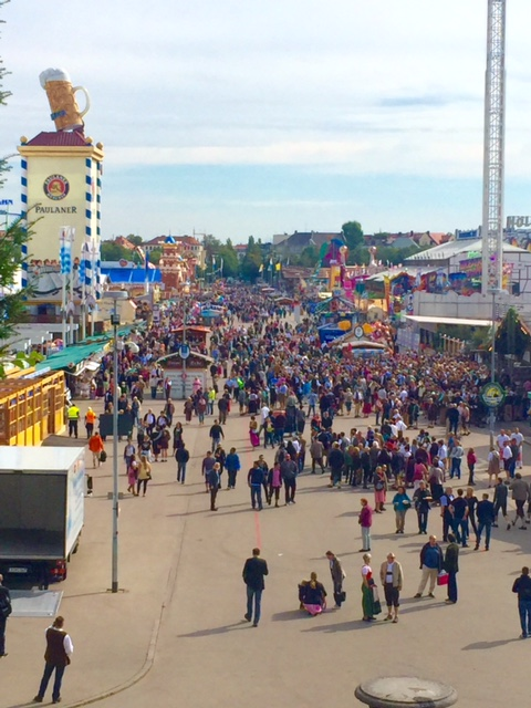 Oktoberfest Overview