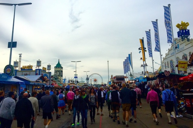 Munich, The OKTOBERFEST Experience