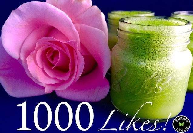 1000 Likes Smoothie