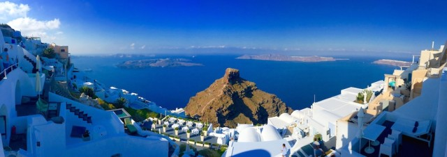 Greek Wonders: Athens and Santorini