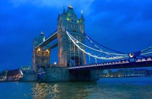 Tower Bridge - Night