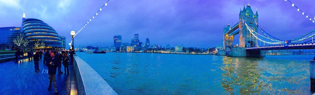 Tower Bridge Panoramic