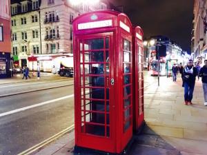 Red Telephone Box
