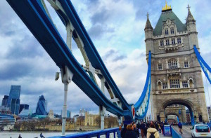 Tower Bridge - Day